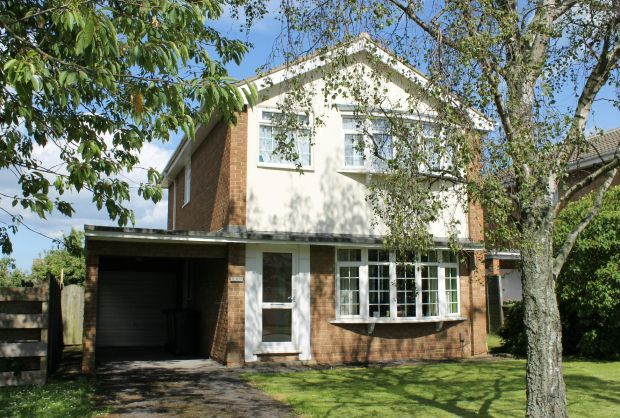 4 bed detached house for sale in Enfield Chase, Hunters Hill, Guisborough