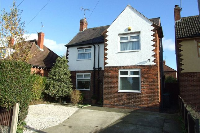 Thumbnail Detached house to rent in Nottingham Road, Alfreton