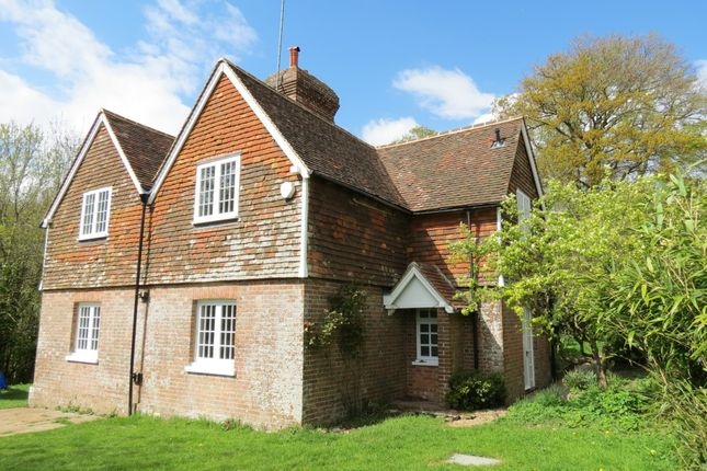 Thumbnail Detached house to rent in Wards Lane, Wadhurst
