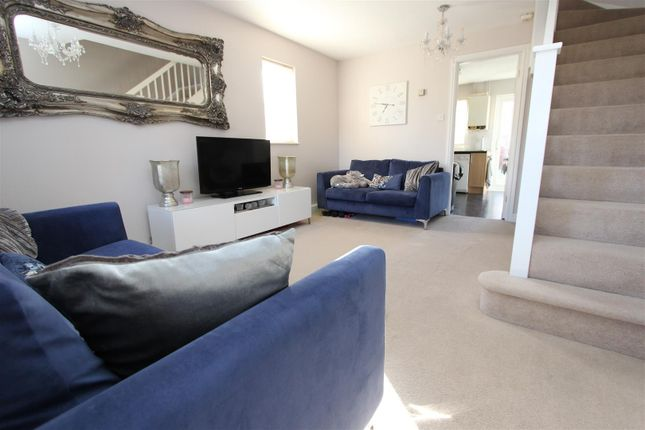 Thumbnail End terrace house to rent in Laureate Way, Gadebridge Park, Hemel Hempstead