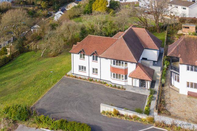 Thumbnail Detached house for sale in Clos Caebanc, Carmarthen, Carmarthenshire