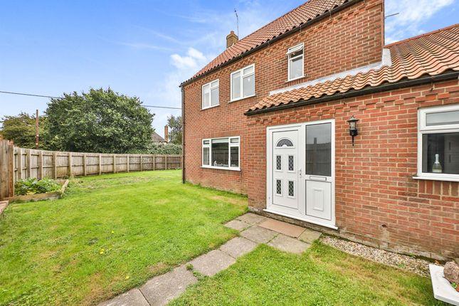 Thumbnail Detached house for sale in Rudham Stile Lane, Fakenham