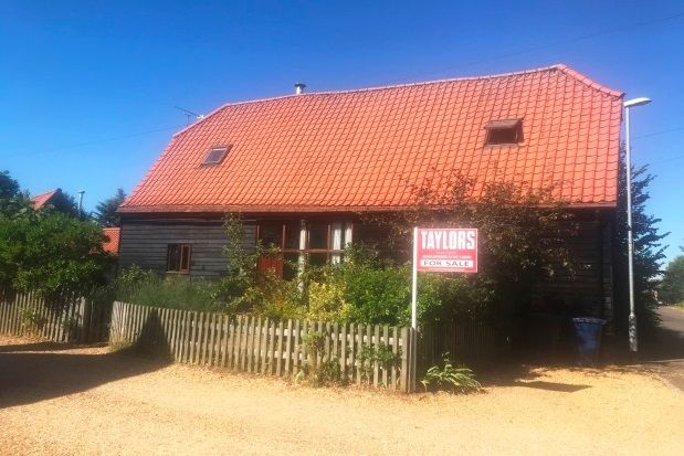 Thumbnail Barn conversion to rent in Church End, Gamlingay, Sandy