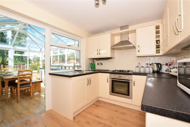 Thumbnail Semi-detached house for sale in Oak Avenue, Crays Hill, Billericay, Essex