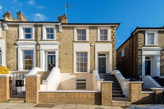 Thumbnail End terrace house for sale in Marquis Road, Camden, London