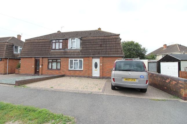 Thumbnail Semi-detached house for sale in Tudor Way, Worcester