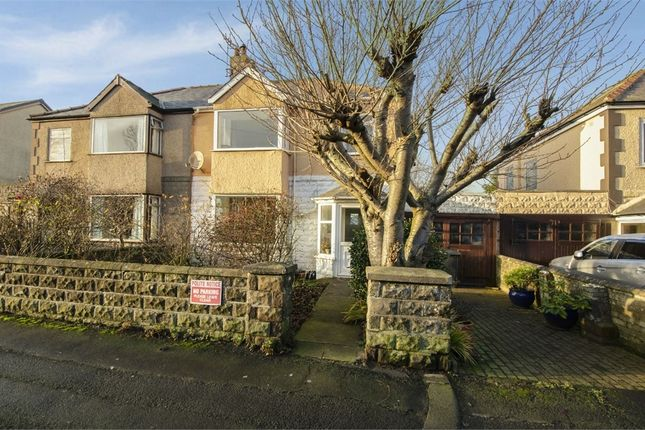 Thumbnail Semi-detached house for sale in Shielfield Terrace, Tweedmouth, Berwick-Upon-Tweed, Northumberland