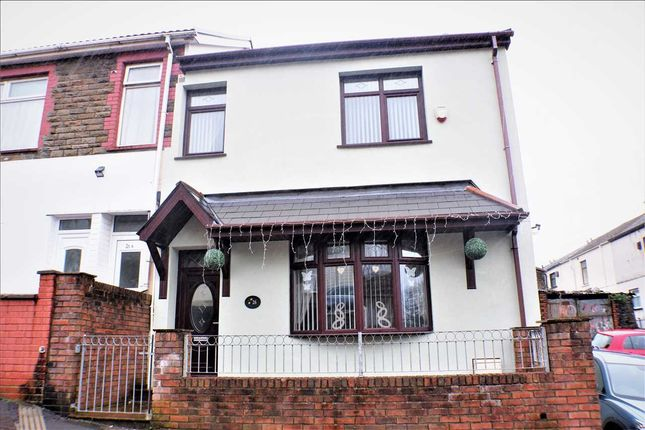 Thumbnail Semi-detached house for sale in Berw Road, Tonypandy