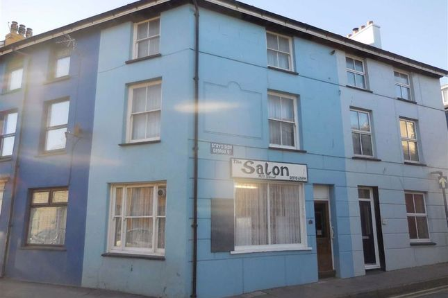Thumbnail Terraced house for sale in George Street, Aberystwyth, Ceredigion