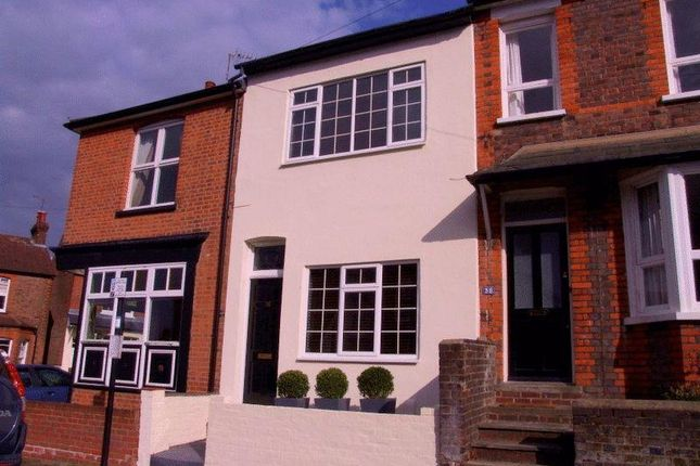 Thumbnail Terraced house to rent in Dalton Street, St.Albans