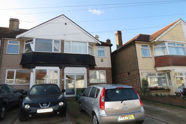 Thumbnail Terraced house for sale in Rayford Close, Dartford