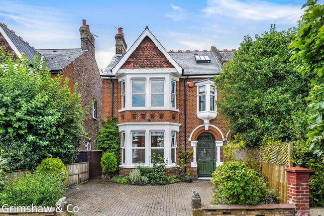 Thumbnail Property for sale in Twyford Avenue, West Acton, London