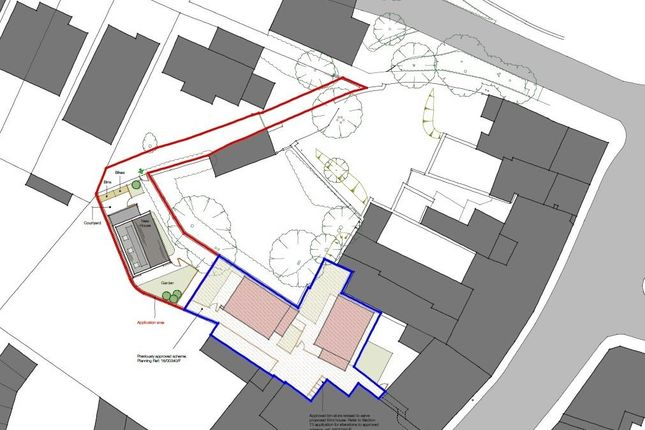 Thumbnail Land for sale in High Street, Westbury-On-Trym, Bristol