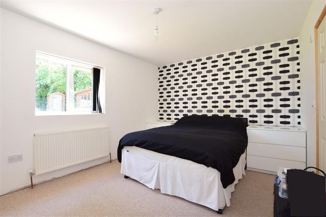 Thumbnail 4 bed bungalow for sale in Staplers Road, Newport, Isle Of Wight