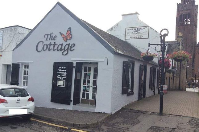Thumbnail Restaurant/cafe for sale in Engine Lane, Bathgate