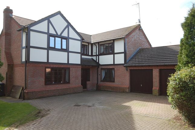 Thumbnail Detached house for sale in Monks Croft Avenue, Barrow-In-Furness, Cumbria