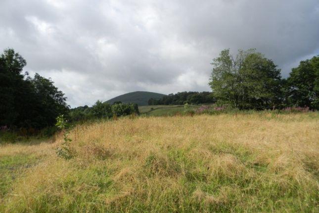 Thumbnail Land for sale in Caddon Haugh, Clovenfords, Galashiels