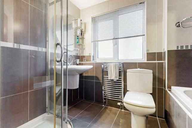 Bathroom of Roxburgh Drive, Bearsden, Glasgow, East Dunbartonshire G61