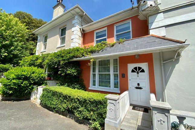 Thumbnail Terraced house to rent in Asheldon Road, Torquay