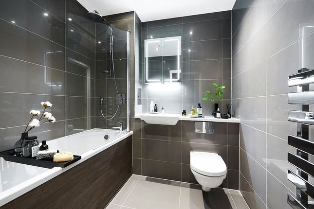 Bathroom of Mode, Centric Close, Oval Road, Camden NW1
