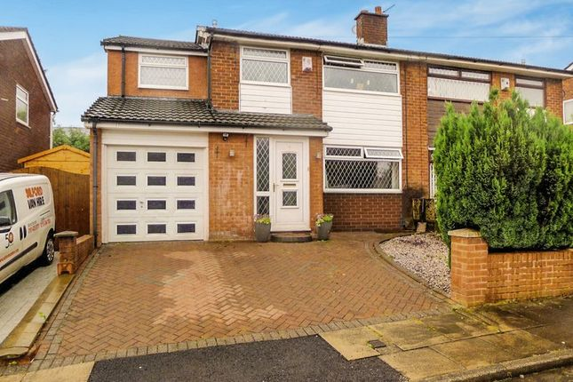 5 bed semi-detached house for sale in Blenheim Close, Bury