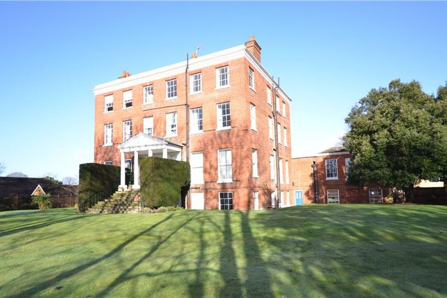 Thumbnail Flat for sale in Ray Lodge, Ray Park Avenue, Maidenhead