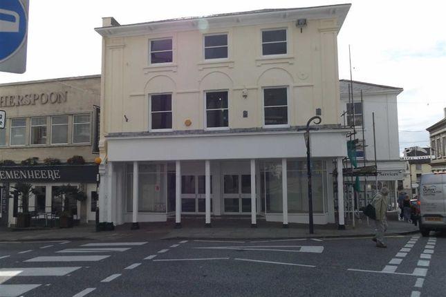 Thumbnail Retail premises to let in 9 Market Place, Market Place, Penzance