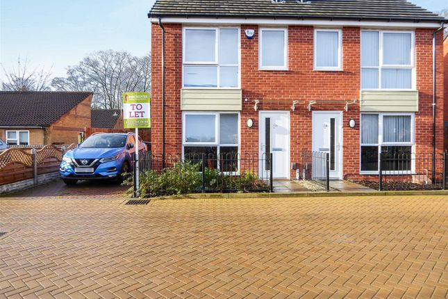 2 bed property to rent in Kildare Road, Nottingham