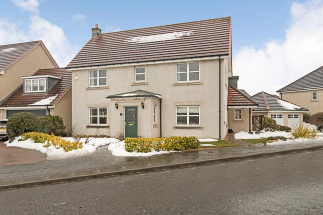 Thumbnail Detached house for sale in 5 Caithness Drive, Dunfermline