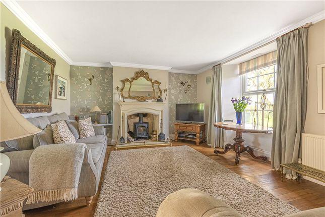 Sitting Room of Thornhill, Stalbridge, Sturminster Newton, Dorset DT10