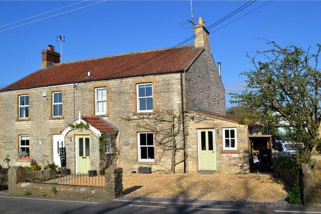 Thumbnail Semi-detached house for sale in Barrow View, Farmborough, Bath, Somerset