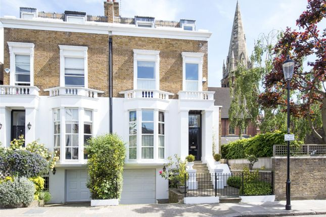 Thumbnail End terrace house for sale in Elm Park Road, Chelsea, London