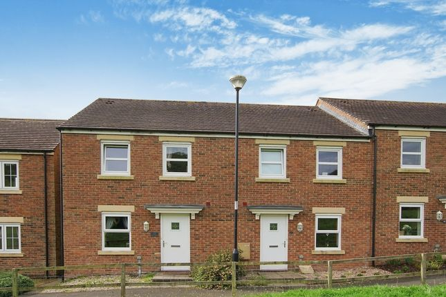 Thumbnail End terrace house for sale in 16, Silure View, Usk, Monmouthshire