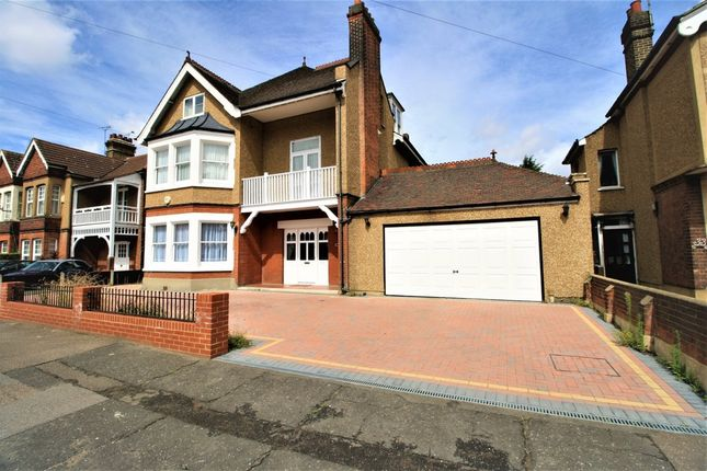 Thumbnail Detached house for sale in Palmers Avenue, Grays