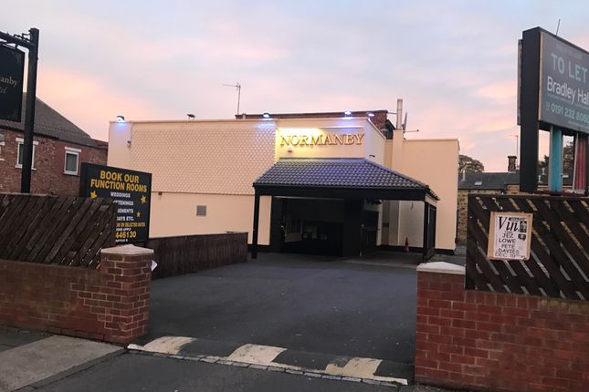 Thumbnail Pub/bar to let in Normanby Road, Middlesbrough