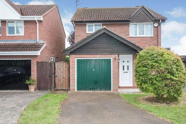 Thumbnail Detached house to rent in Gloucester Close, St Nicolas Park, Nuneaton