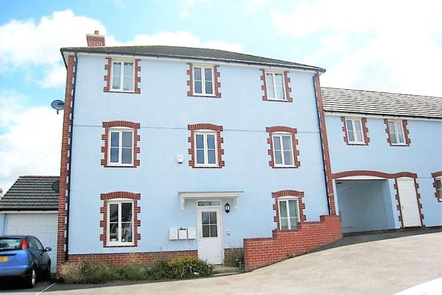 Thumbnail Flat to rent in Kensey Valley Meadow, Launceston, Cornwall