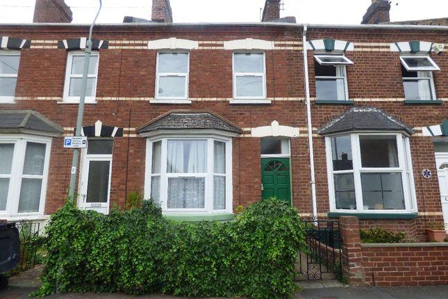 Thumbnail Flat to rent in Albion Street, St. Thomas, Exeter