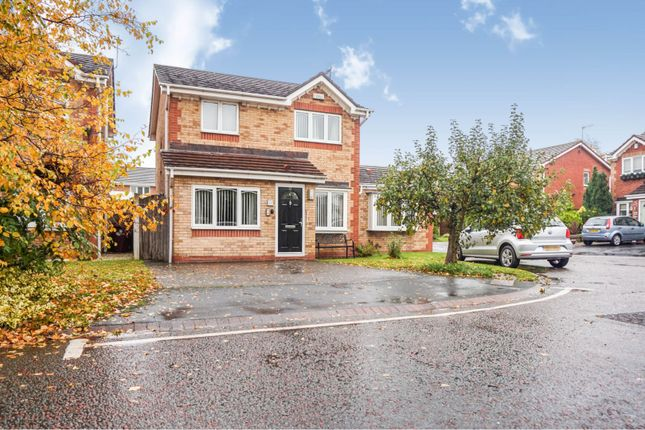 Thumbnail Detached house for sale in St. Lukes Way, Liverpool