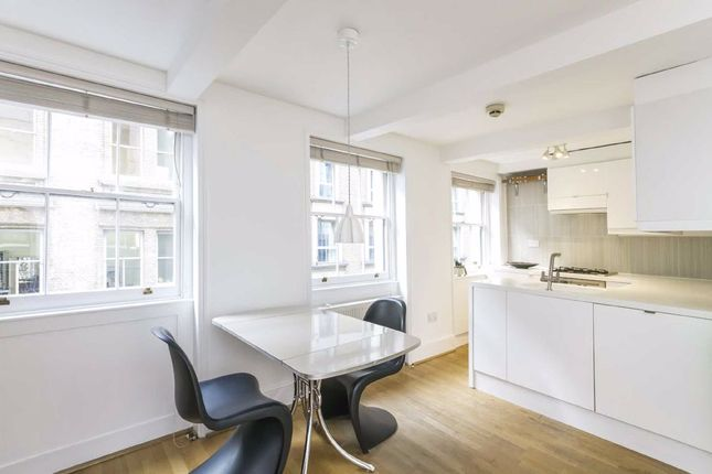 Thumbnail Flat to rent in Craven Street, London