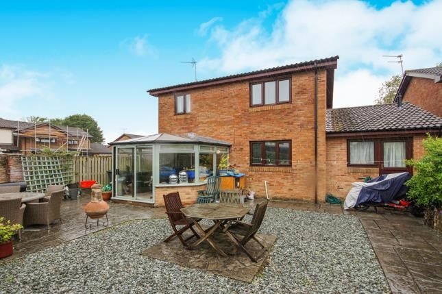 Thumbnail Detached house for sale in Walshe Avenue, Chipping Sodbury, Bristol, Gloucestershire