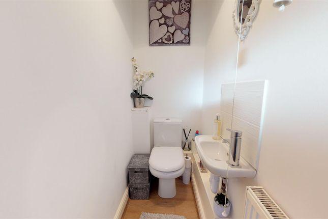 Downstairs WC of Waterside Way, Westfield, Radstock BA3