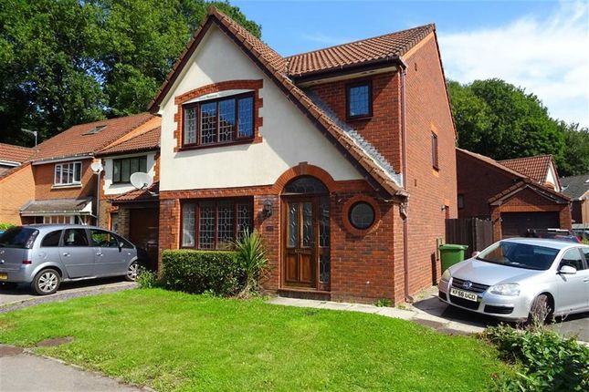 Thumbnail Detached house to rent in Coed Camlas, New Inn, Pontypool