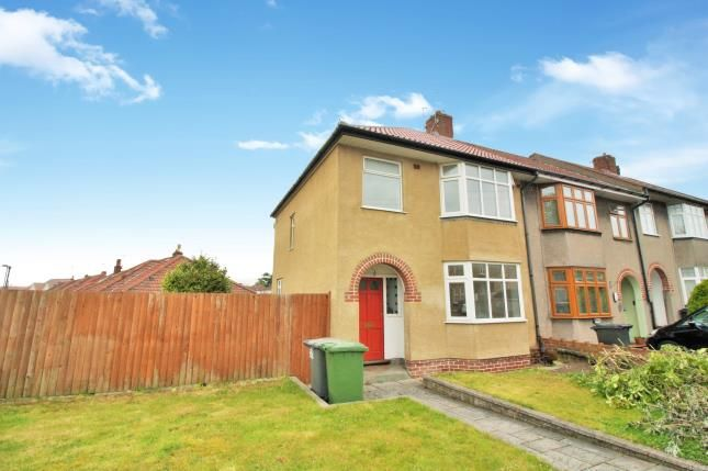 Thumbnail Semi-detached house for sale in Buckingham Place, Downend, Bristol