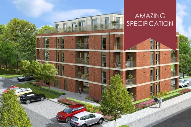 """Thumbnail Flat for sale in """"Harlequin Penthouse"""" at Bishopthorpe Road, York"""
