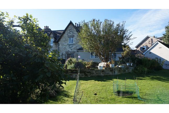 Thumbnail Semi-detached house for sale in Parlington Lane, Aberford
