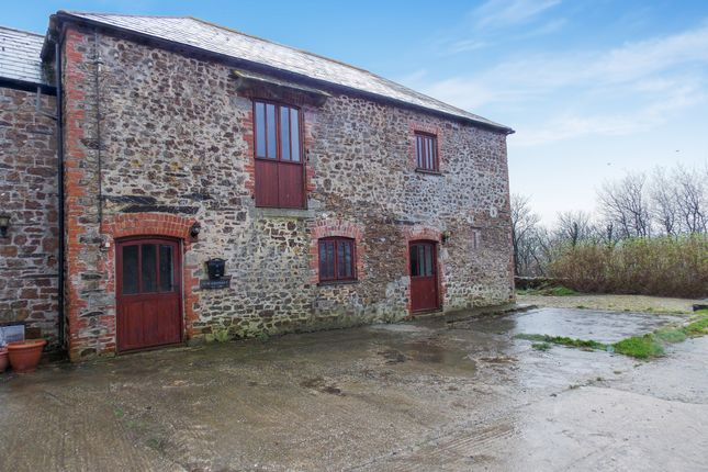 Thumbnail End terrace house to rent in North Petherwin, Launceston, Cornwall