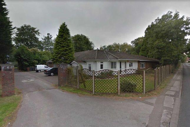 Thumbnail Detached bungalow for sale in Green Street, Shenley, Radlett