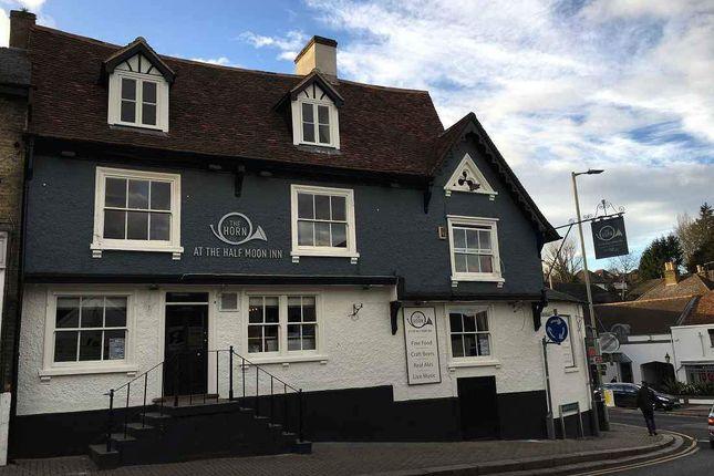 Thumbnail Pub/bar to let in Florence Walk, North Street, Bishop's Stortford
