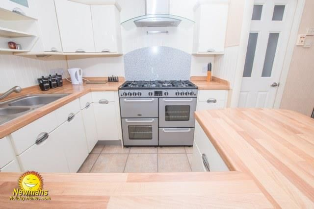 Kitchen of The Terraces, Sandy Bay, Exmouth EX8